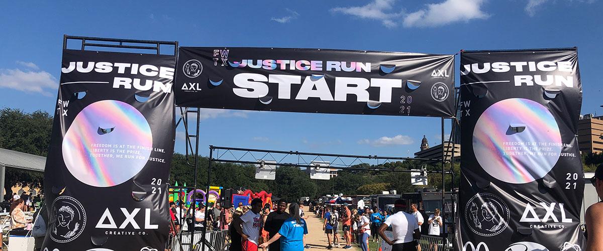 1st Annual Justice Run